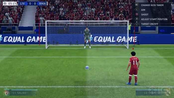 UT Store of FIFA 19