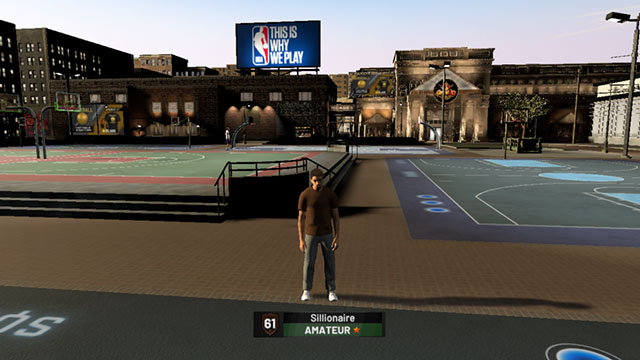 NBA 2K19 MyPark Playground Guide