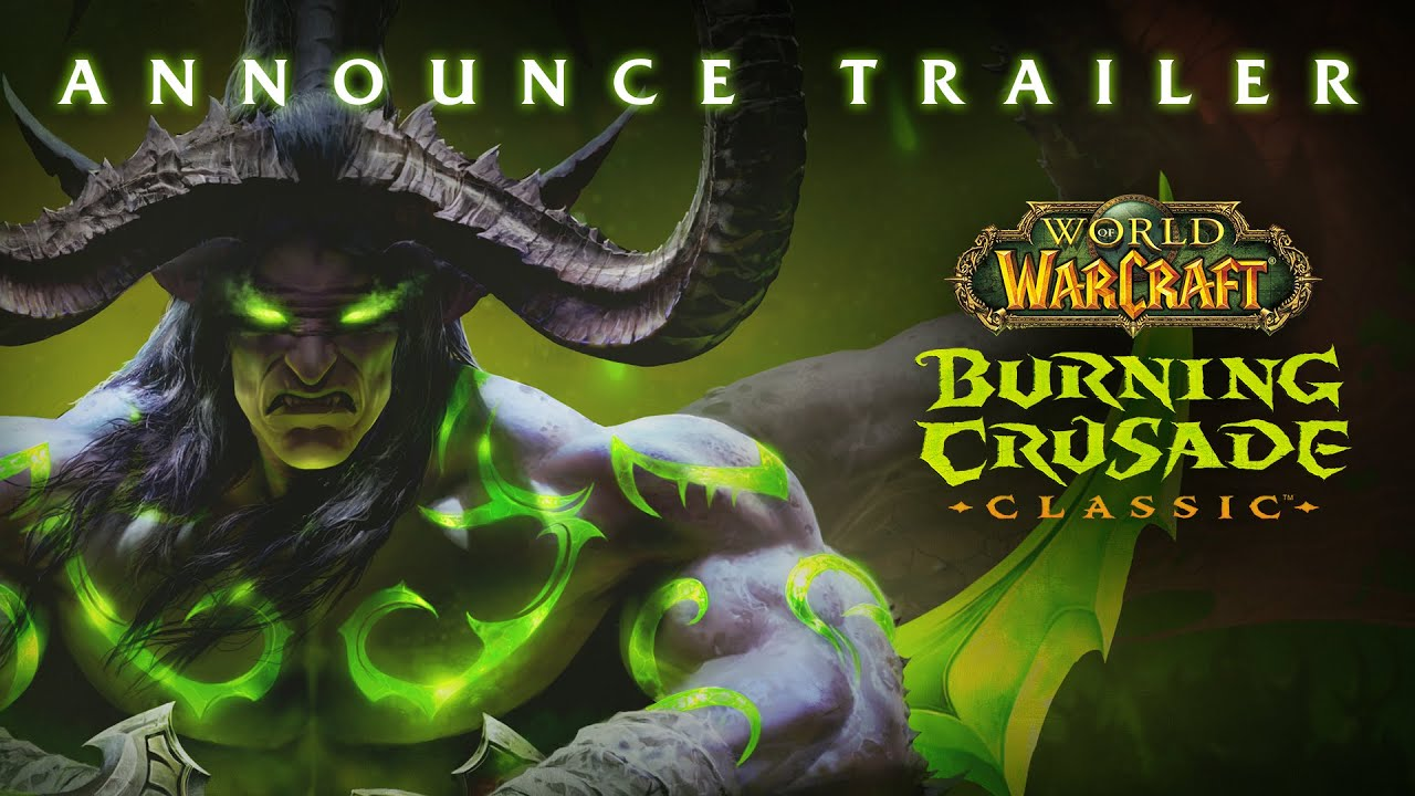 WoW: Burning Crusade Classic
